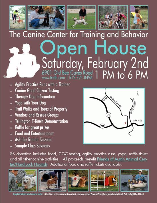Open House Flyer 2013